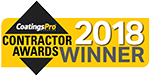 Coatings Pro Winner 2018
