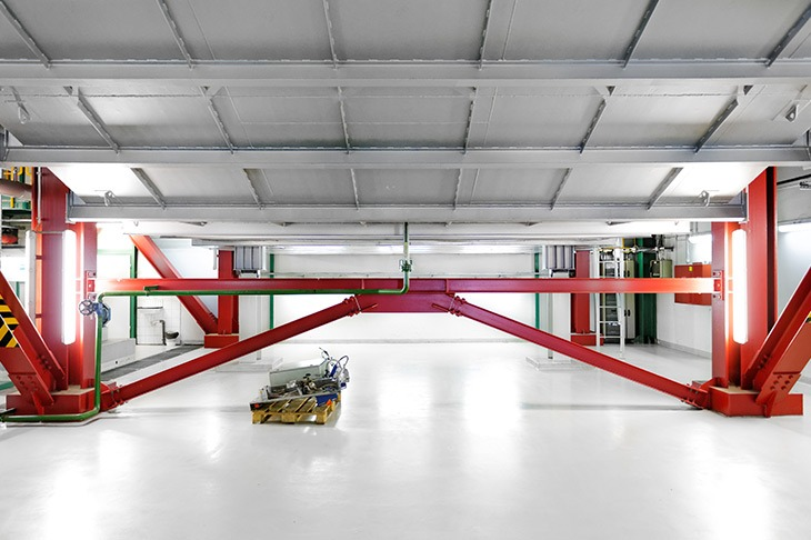 color options for industrial flooring