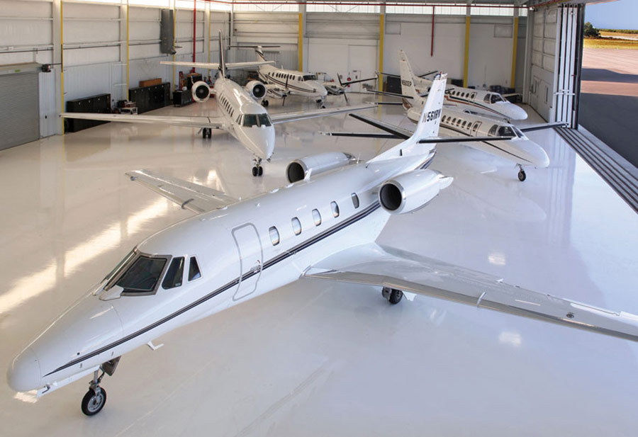 flooring specialists for aviation facilities