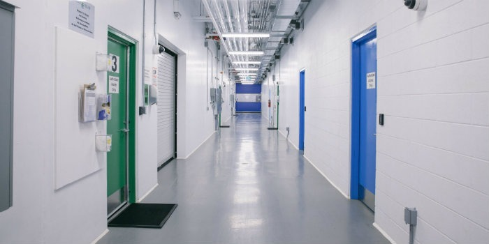 flooring contractor for medical cannabis facility