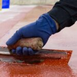 epoxy flooring contractor for food processing plants