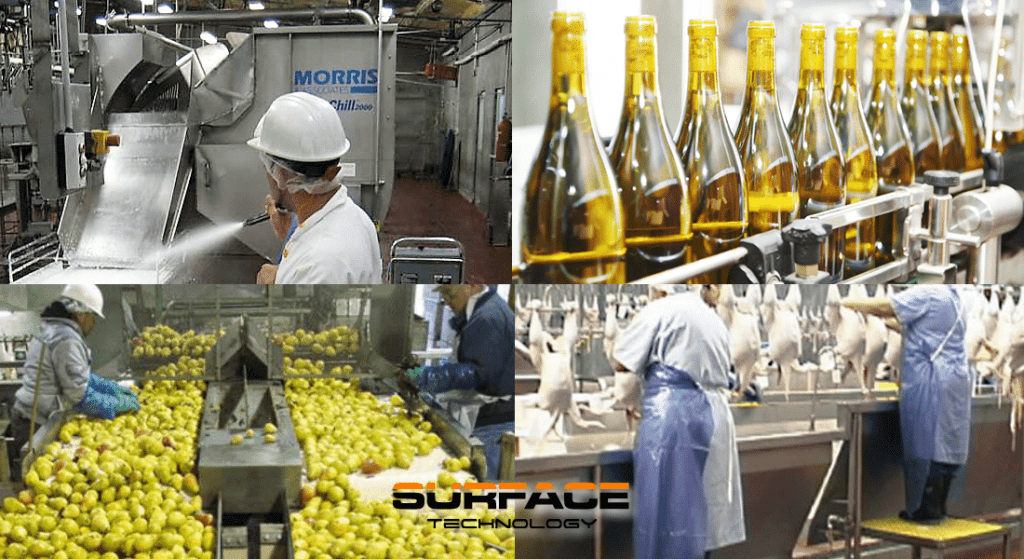 food and beverage plant maintenance