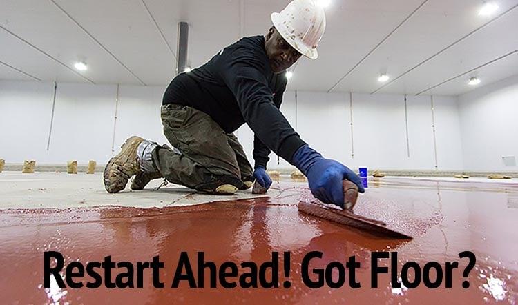 Schedule your industrial epoxy flooring program now.