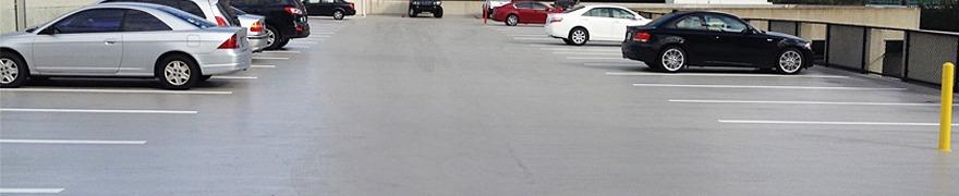Vehicular & Pedestrian Traffic Coatings