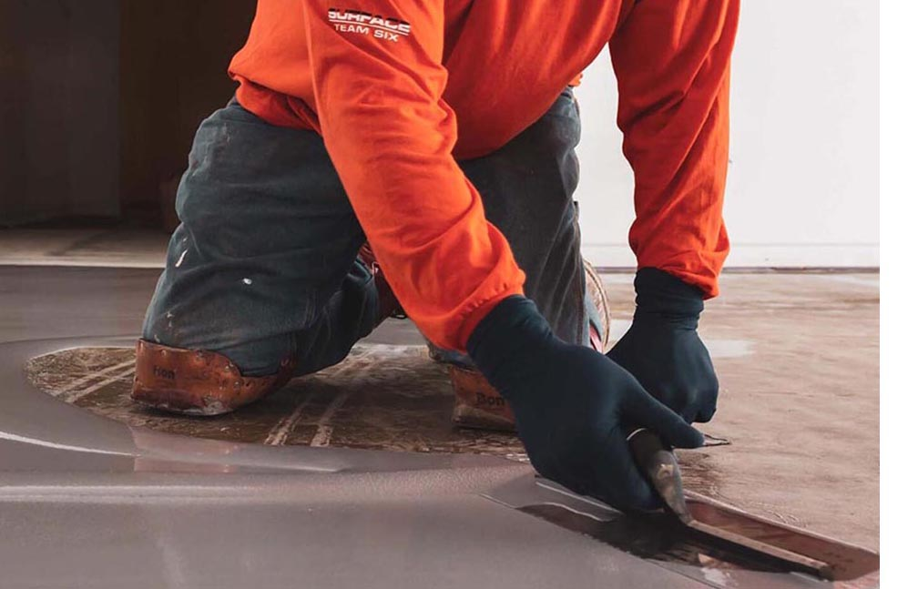 epoxy flooring professionals