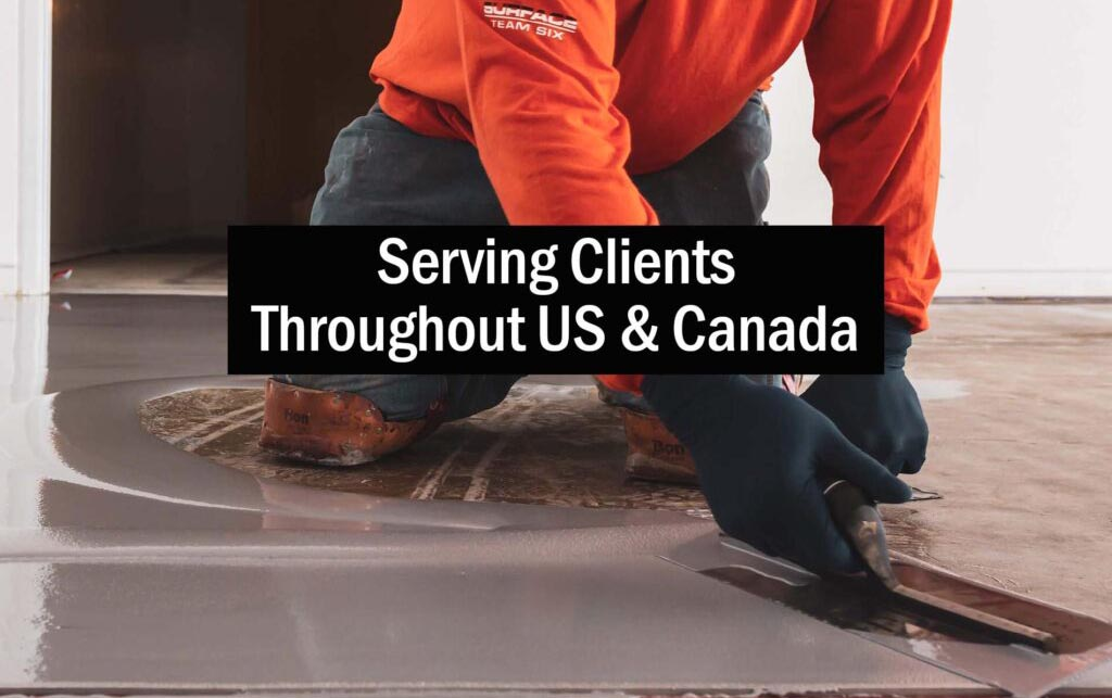 industrial commercial flooring